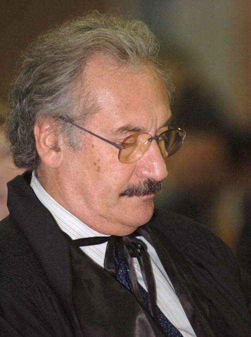 Arrivederci Professor Umberto Cugini